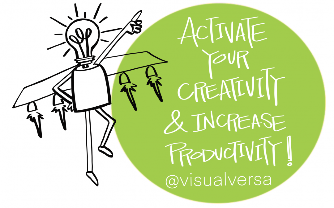 How to Achieve Better Productivity with Visuals